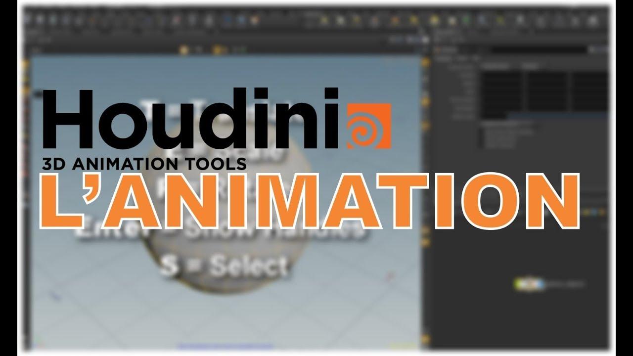 Houdini - Animation