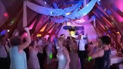 DJ Sunshine in Action @ Hochzeitsfeier von Kathi & Andi im Gromerhof in Illerbeuren