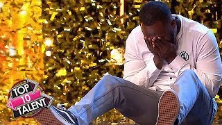 TOP 10 GOLDEN BUZZER Auditions On Got Talent 2019!