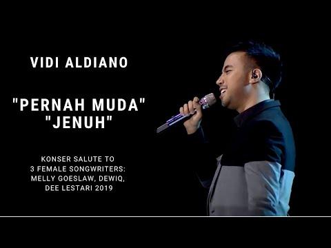 Vidi Aldiano - Pernah Muda/Jenuh (Konser Salute Erwin Gutawa To 3 Female Songwriters)