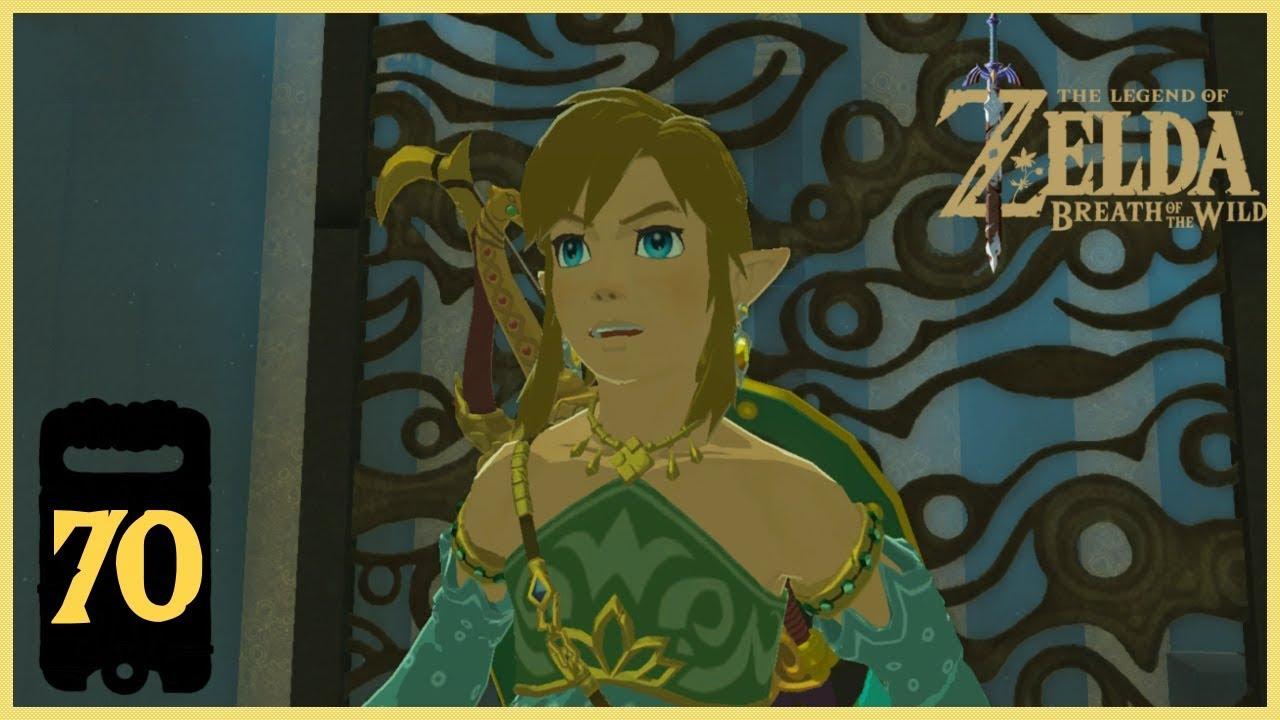 The Legend Of Zelda Breath Of The Wild 100 Walkthrough Part 70