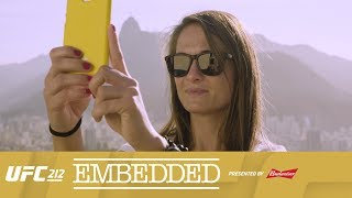UFC 212 Embedded: Vlog Series ­- Episode 1