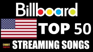 Billboard Top 50 Streaming Songs (USA) | June 23, 2018 | ChartExpress