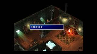 FINAL FANTASY VII walkthrough part 34 icicle town no commentary