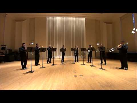 The Chicago Trombone Consort - Live! - Gabrieli - Canzon Septimi Toni No. 2