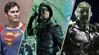 10 things i want to see in the next Arrow-verse Crossover