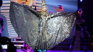 Egypt Cleopatra - Performance by Evdokimov show theatre/BEST DRAG QUEEN SHOW from Russia