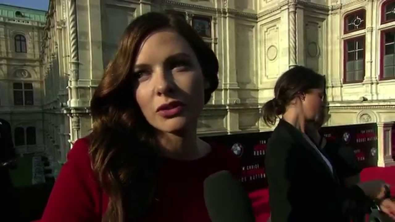 Mission Impossible 5: Rogue Nation Premiere Interview ...