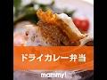 【簡単レシピ】本格ドライカレー弁当の作り方 の動画、YouTube動画。