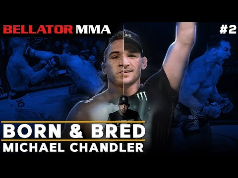 BORN & BRED: Michael Chandler #2 | Bellator MMA