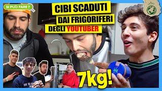 Fare la Spesa (di Cibi Scaduti) dai Frigoriferi degli Youtuber - [Si Può Fare?] - theShow
