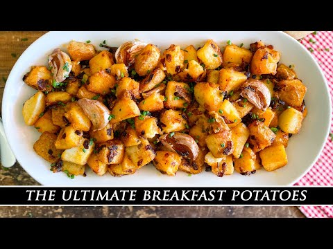 My Secret Recipe for Breakfast Potatoes   The ULTIMATE Breakfast Taters