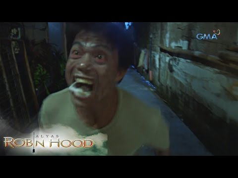 Alyas Robin Hood: The zombie pill