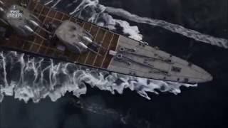 色は匂へど散りぬるを [MAD] World of Warships