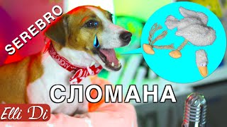 SEREBRO - СЛОМАНА утка | СОБАКА ДЖИНА ПОЁТ | Elli Di Собаки