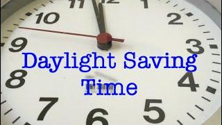 2020 Daylight Saving Time \