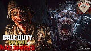 CALL OF DUTY NAZI ZOMBIES THE TORTURED PATH GAMEPLAY *LIVE* DOING ALL CHALLENGES AGAIN STREAM #26