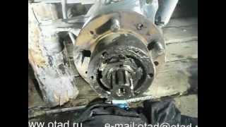 Дисковые тормоза на уаз часть 1(Это видео об установке дисковых тормозов на автомобиль уаз (с гражданскими мостами) с использованием перех..., 2012-05-21T04:02:44.000Z)