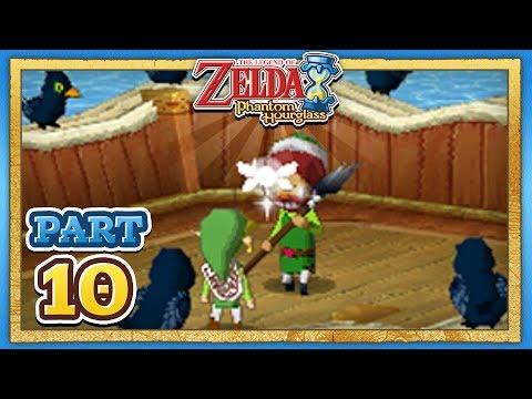 The Legend of Zelda: Phantom Hourglass - Part 10 - The Hero's Apprentice!