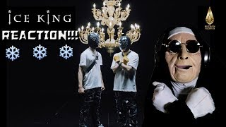 Loopy & Nafla - 얼음왕 (Ice King) [Official Music Video] | Reaction!