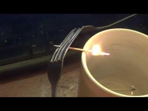 Super Balance with forks