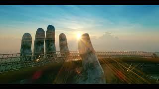 Cầu Vàng - Sun World Ba Na Hills 2019