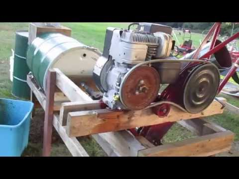 How To Make A Black Walnut Huller