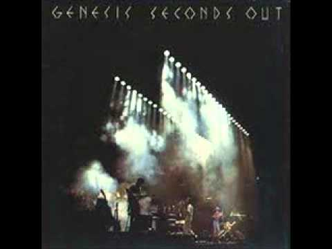 Genesis - The Cinema Show (Seconds Out).wmv mp3