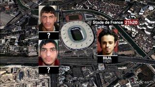 Attentats: le parcours des terroristes retracé grâce à leurs voitures et téléphones