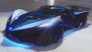 GTA Online: New GROTTI X80 PROTO Super Car Customisation & Showcase! (GTA 5 Finance & Felony DLC)