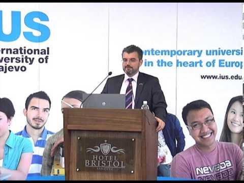 2012 Fall IUS Press Conference