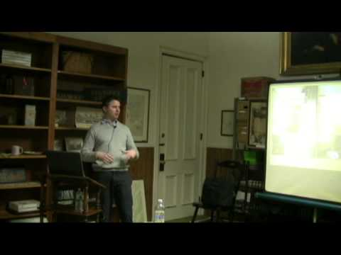 Lecture on Development of Domestic Architecture in Washington County NY