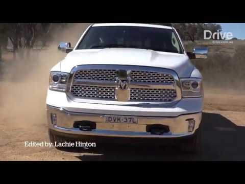 Ram 1500 Laramie Review - Drive