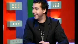 Сергей Белоголовзнер и Иван Ургант