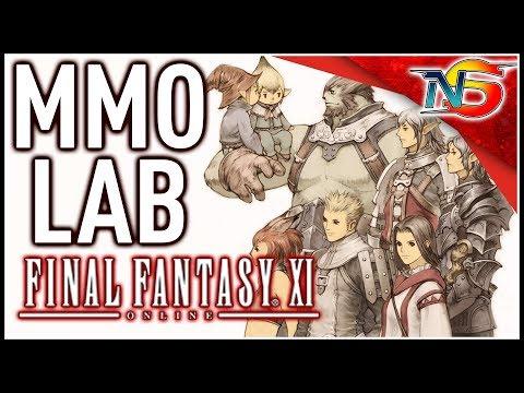 MMO LAB: Final Fantasy XI Online