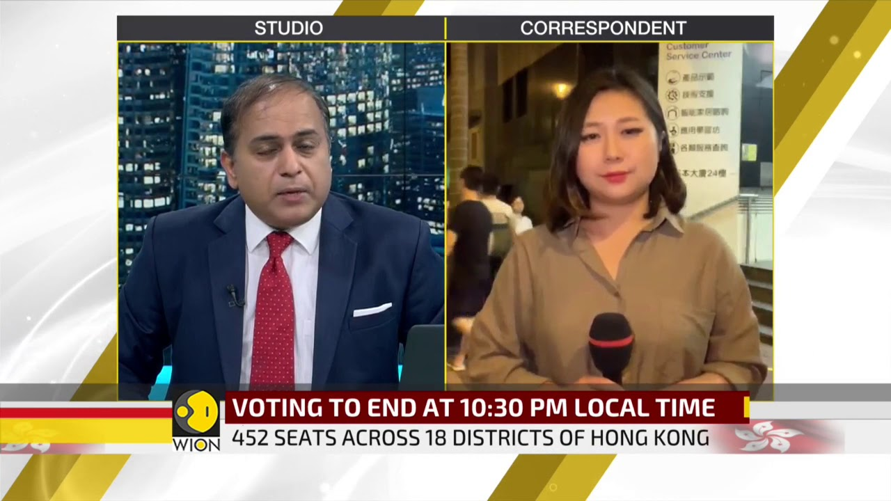 Election result to bring change in Hong Kong?