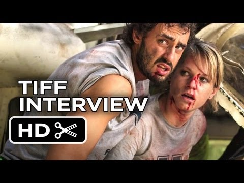 TIFF (2013) : 'The Green Inferno' Cast and Crew on filming in the Amazon - THR