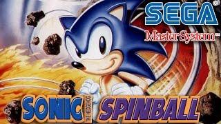 Sonic Spinball (Master System) - Walkthrough