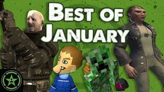 Best of Achievement Hunter - January 2018