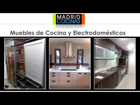 Tienda de muebles de cocina en Madrid. Ideas de cocinas modernas y clásicas  instaladas en Madrid.