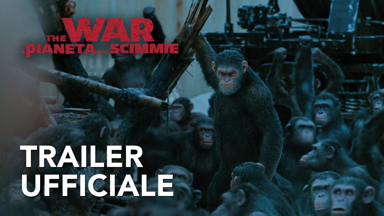 The War - Il Pianeta Delle Scimmie | Trailer Ufficiale #2 HD | 20th Century Fox 2017