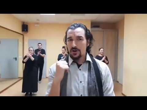 Aprende una pataíta por bulerias con Sergio González FLAMENCO