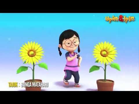 """Lagu Upin & Ipin """"Bunga Matahari"""" Terbaru [HD]"""
