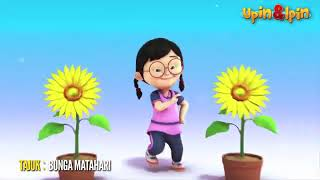 "Download Lagu Upin & Ipin ""Bunga matahari"" Terbaru [HD] Mp3"