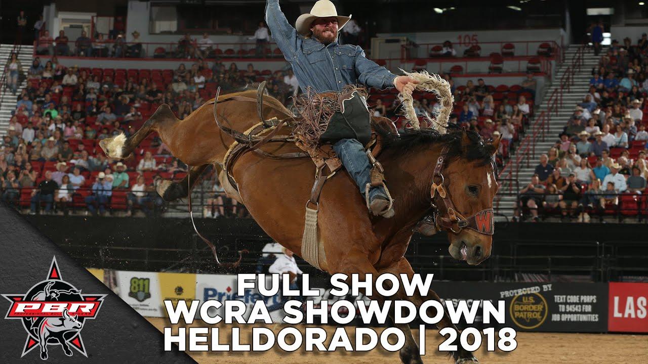 Download FULL SHOW: WCRA Showdown Rodeo at Helldorado | 2018