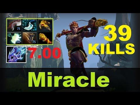 видео: miracle ТРЕНИРУЕТ monkey king В ПАТЧЕ 7.00