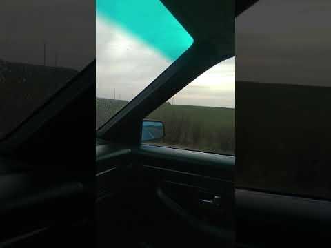 Круиз на Audi V8 под Turbo B
