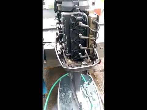 Yamaha Four Stroke Squeaking Noise