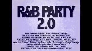 C Stylez presents R&B Party 2.0 (April 2014 Mix) (Clean)