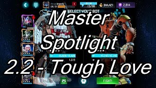 Cheetor Master Spotlight - 2.2 Tough Love - Transformers Forged to Fight